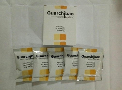guarchibao fatcaps отзывы