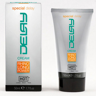 Hot Delay Cream отзывы